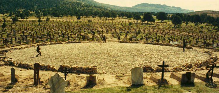 Cementerio de El bueno, el feo y el malo