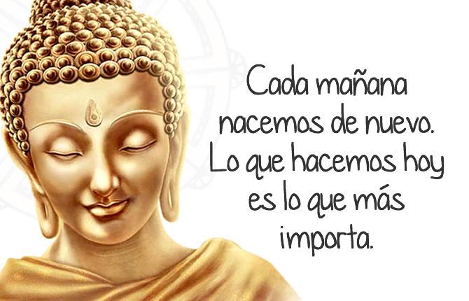 Cita famosa de Buda