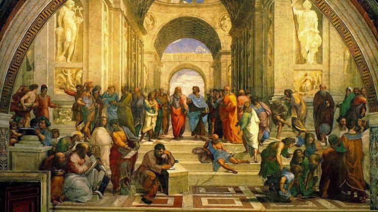 Cuadro de Platón