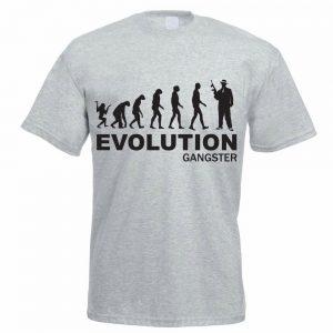 Evolución de los ganster