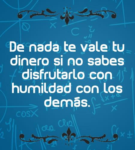Frases Bonitas De Humildad