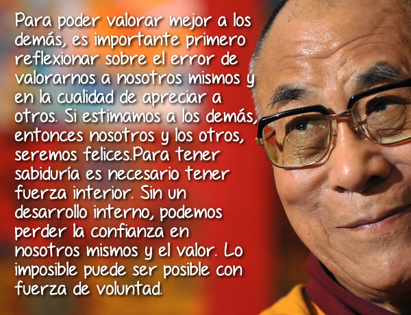 El budismo y el Dalai Lama