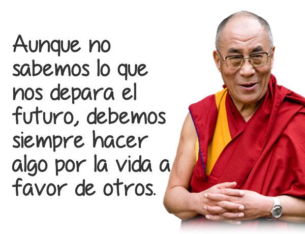 Frase del Dali Lama