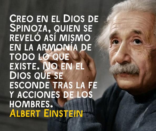 Frases cortas de Einstein
