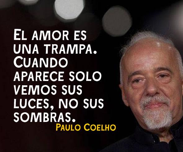Frases de trampas y amor de Paulo Coelho