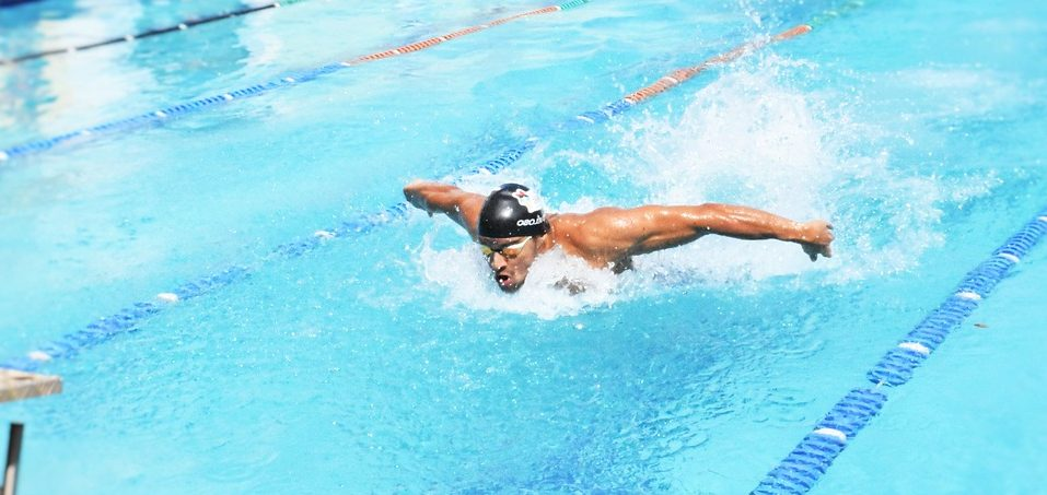 4 razones para practicar natación