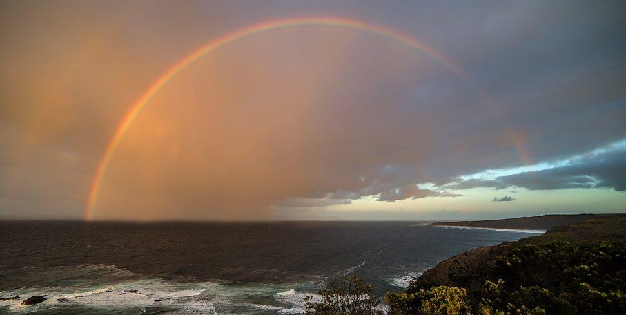 ¿Qué es el arcoíris y cómo se forma?