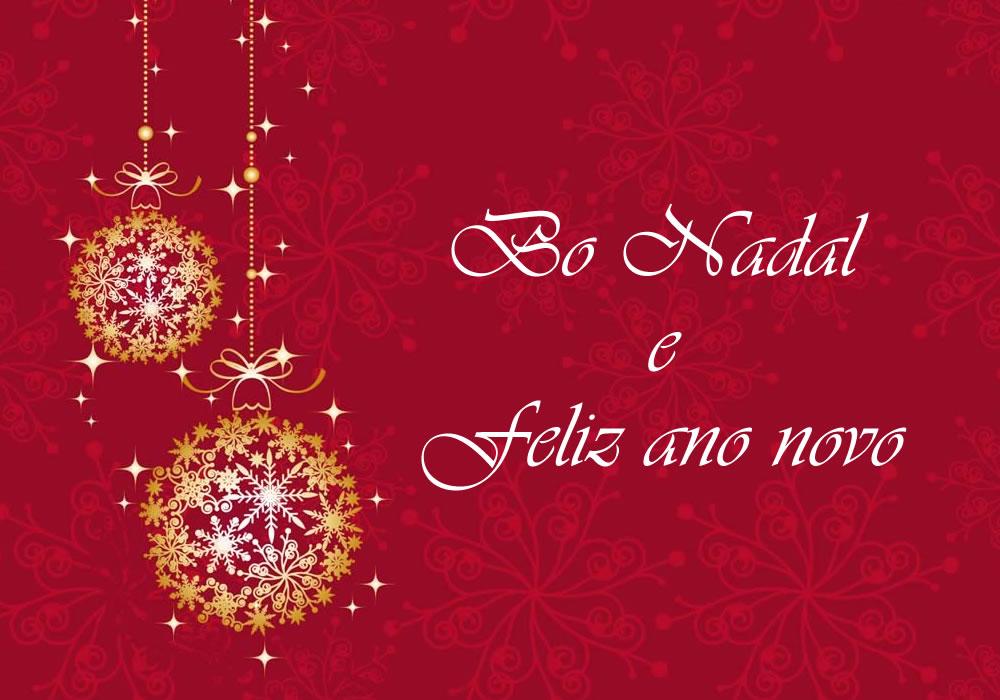 ¿Como se dice Feliz Navidad en gallego?