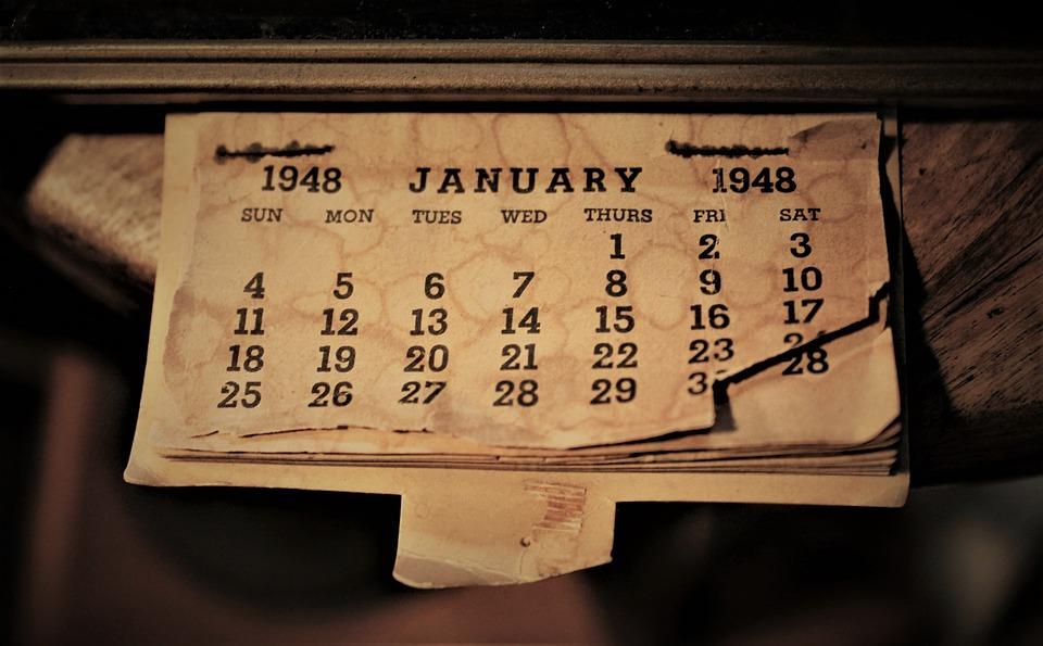 Origen y significado de los días de la semana