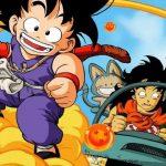 El pequeño Goku