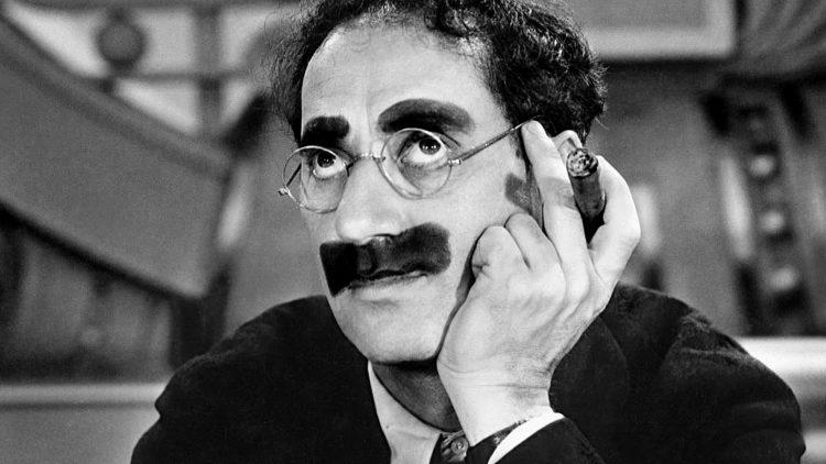Foto de Groucho Marx