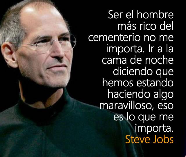 Las Mejores Frases De Steve Jobs Biografía Y Curiosidades
