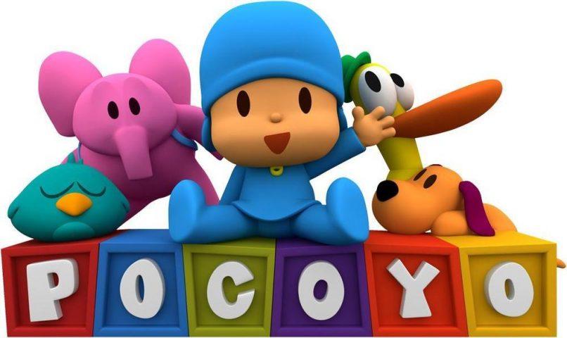 Logo Pocoyo