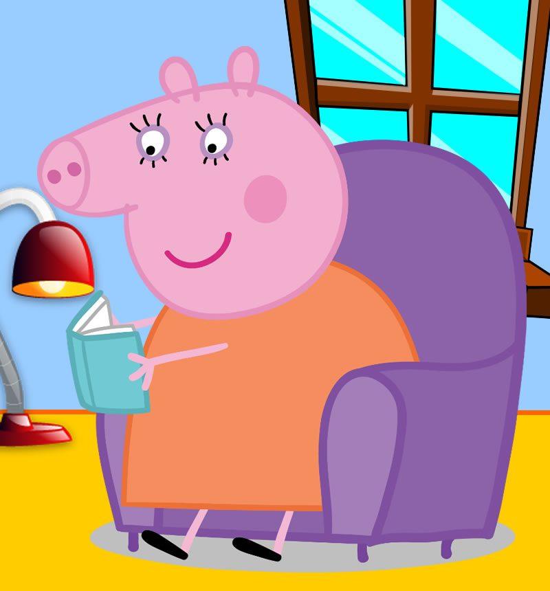Mamá Pig