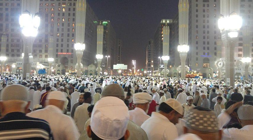 ¿Cuántos musulmanes hay en el mundo?