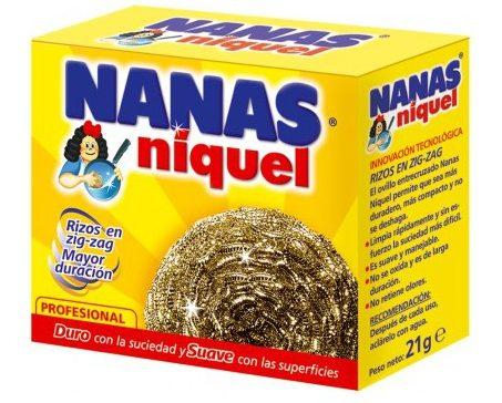 Niquel Nanas
