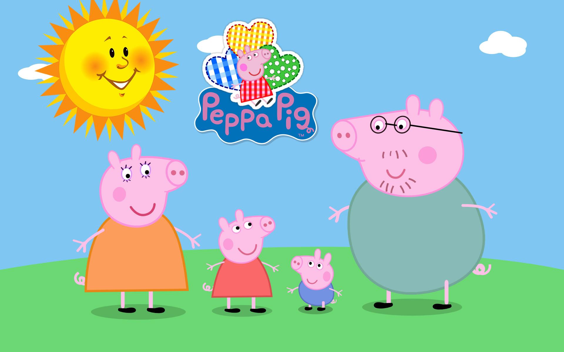 Historia de Peppa Pig y cuáles son sus personajes