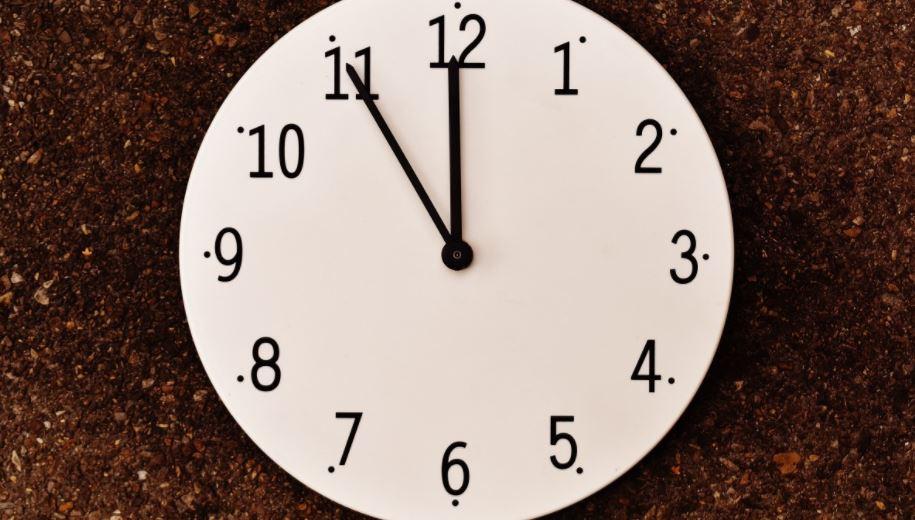 ¿Cuántos segundos tiene una hora?