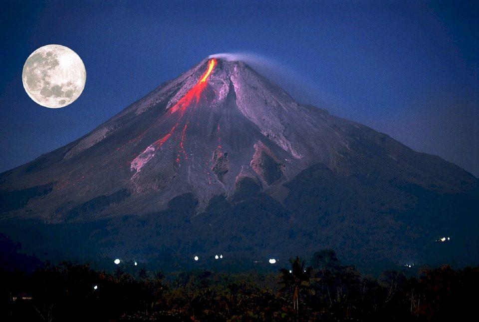 ¿Qué son los volcanes y cuáles son sus partes?