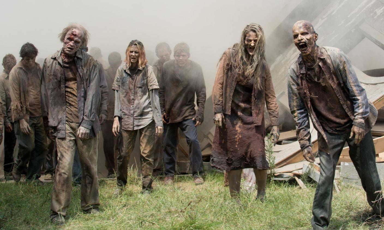 ¿Cuales son los mejores sitios para protegerse de los zombies?
