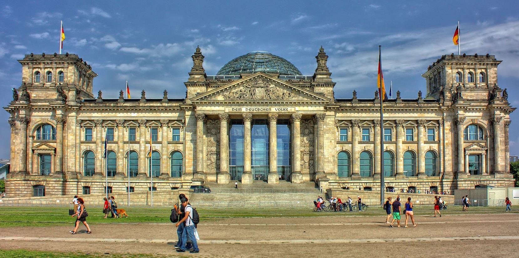 ¿Cual es la capital de Alemania?