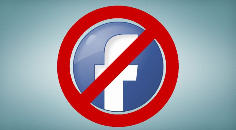 Bloqueo de facebook