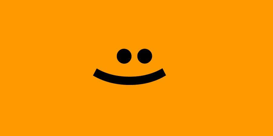 Cara de felicidad