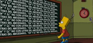 Ch y Ll no son letras del abecedario