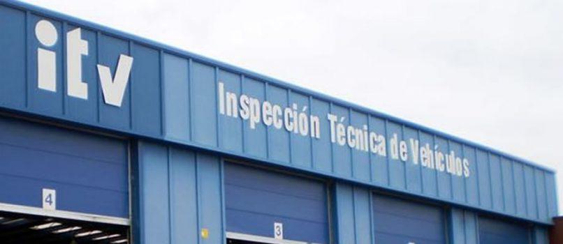 ITV inspección técnica de vehículos