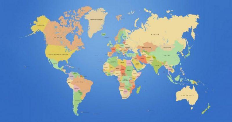 ¿Cuales son los países más extensos del planeta?