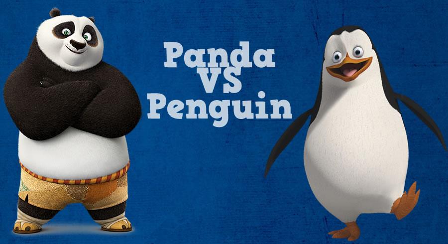 Diferencias entre Google Panda y Google Penguin
