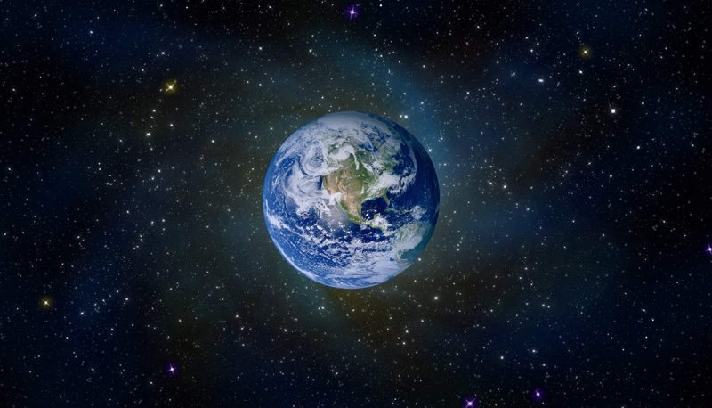 ¿Por qué a la tierra se le llama planeta azul?