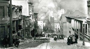 Terremoto de San Francisco en 1906
