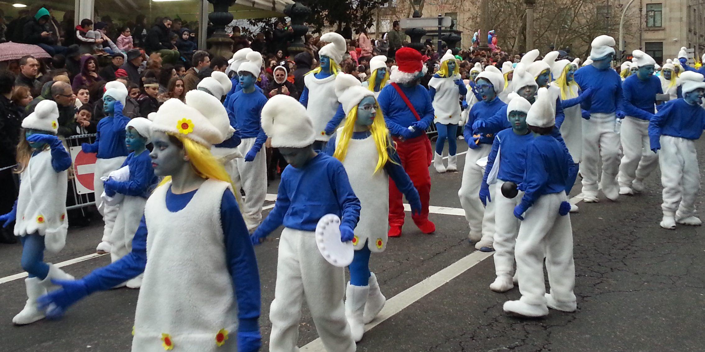 ¿Cuando son los carnavales?