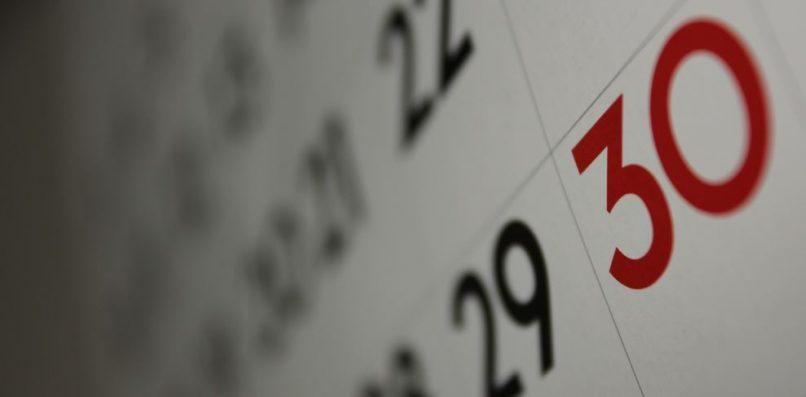 Calendario de meses