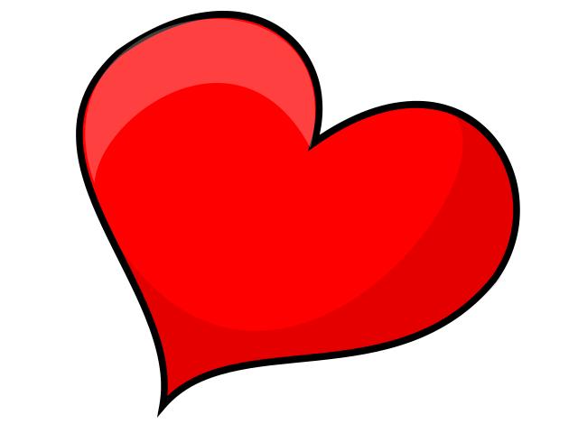 Dibujo de un corazón
