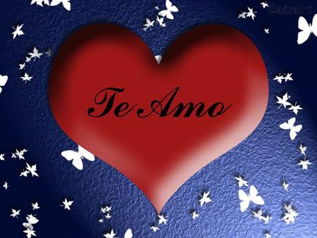 Te amo de corazón