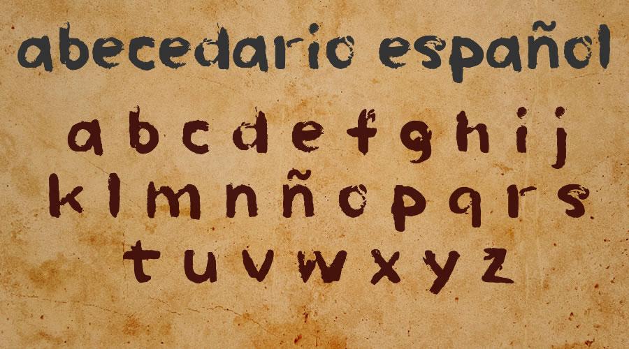 ¿Cuántas letras hay en el abecedario español?
