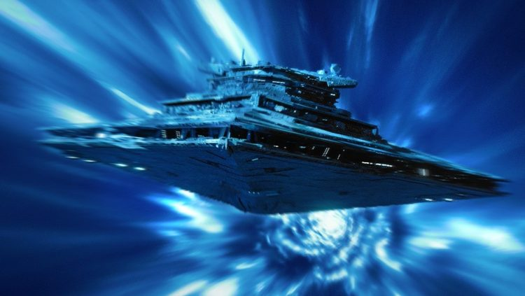 Nave de Star Wars