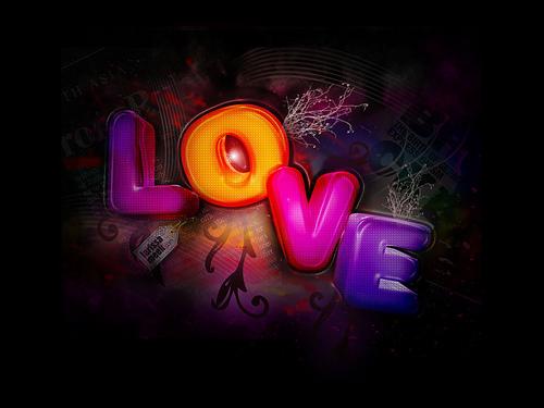 Love de colores
