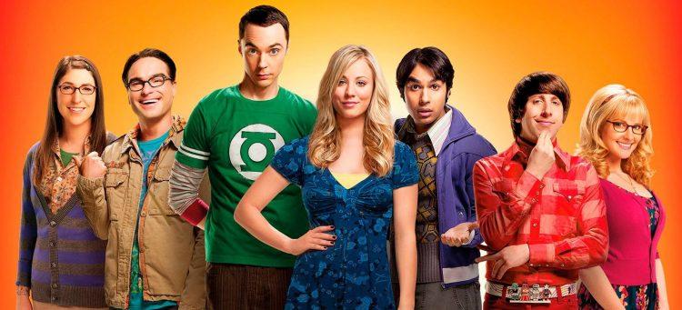 Sheldon Cooper y sus amigos