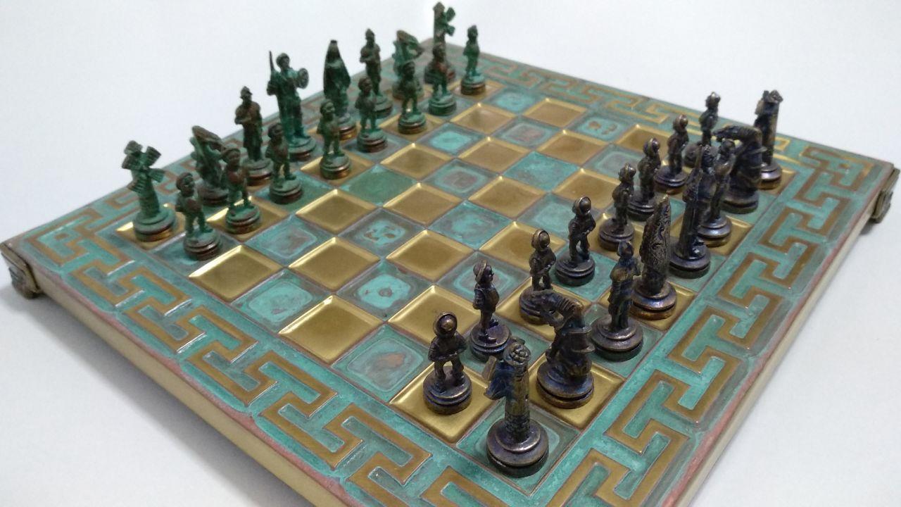 Cuáles son y cómo se llaman las piezas del ajedrez
