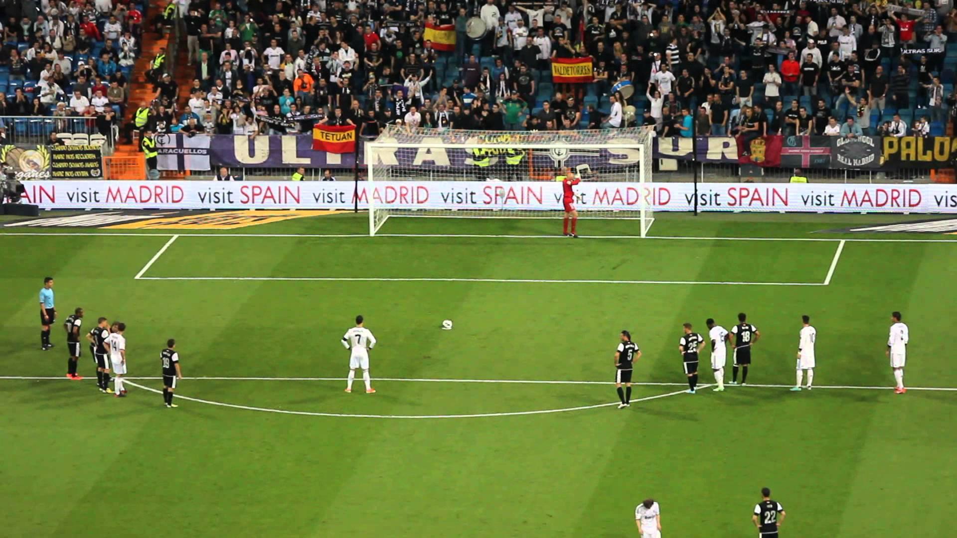 ¿Cuánto mide una portería de fútbol?