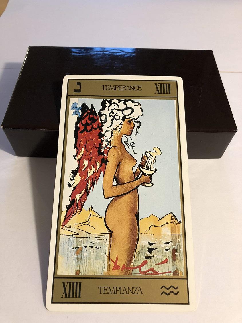 El Tarot de Dalí, conoce todos sus secretos