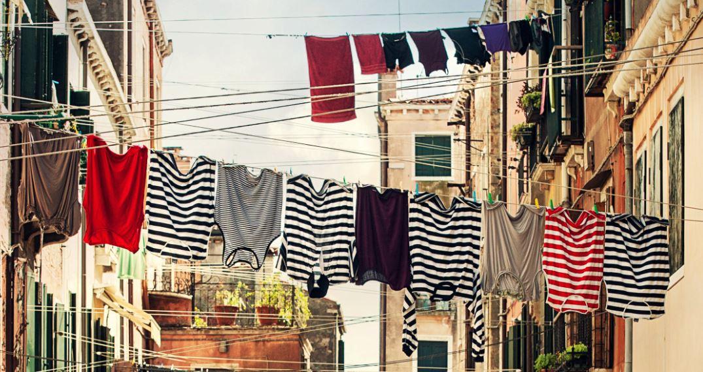 Tendedores de ropa para hacerte la vida más fácil